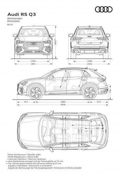 2020 Audi RS Q3 66