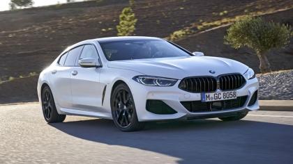 2020 BMW 840i ( G16 ) Gran Coupé 3