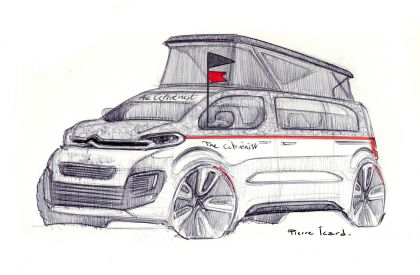 2019 Citroën SpaceTourer - The Citroënist Concept 28