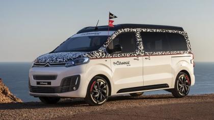 2019 Citroën SpaceTourer - The Citroënist Concept 1