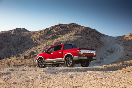 2020 Nissan Titan Platinum Reserve 3