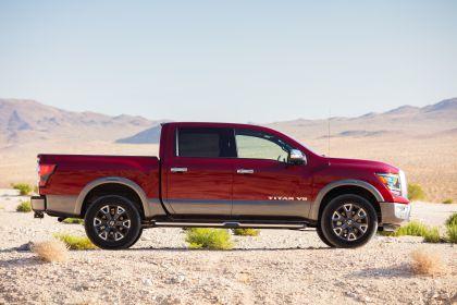 2020 Nissan Titan Platinum Reserve 5