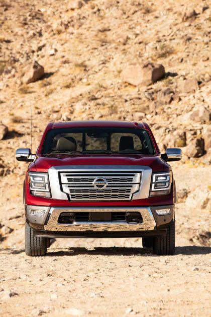 2020 Nissan Titan Platinum Reserve 7
