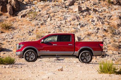 2020 Nissan Titan Platinum Reserve 8