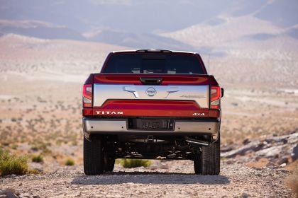 2020 Nissan Titan Platinum Reserve 9
