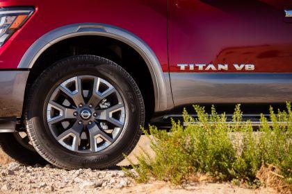 2020 Nissan Titan Platinum Reserve 12