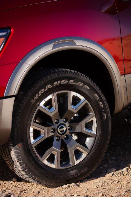 2020 Nissan Titan Platinum Reserve 13
