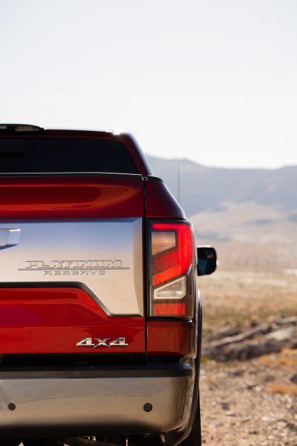 2020 Nissan Titan Platinum Reserve 19