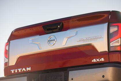 2020 Nissan Titan Platinum Reserve 21