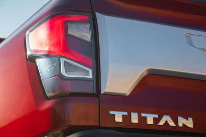 2020 Nissan Titan Platinum Reserve 22