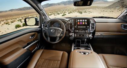 2020 Nissan Titan Platinum Reserve 29