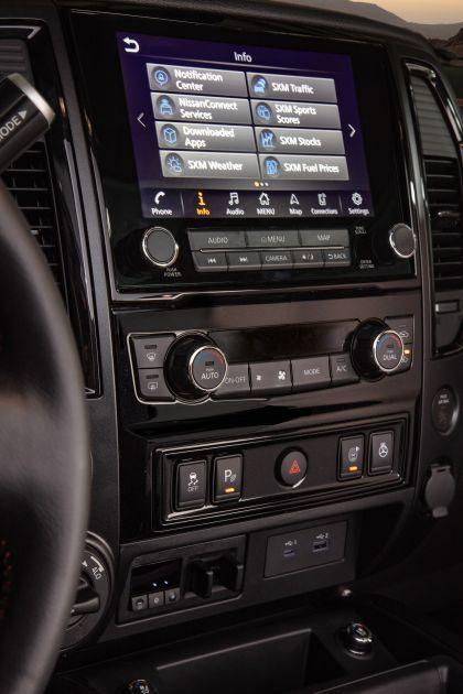 2020 Nissan Titan Platinum Reserve 35