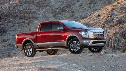 2020 Nissan Titan Platinum Reserve 1