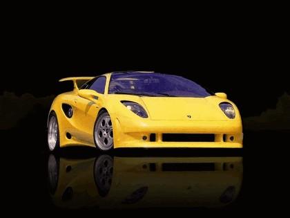 1995 Lamborghini Calà concept 2