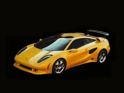 1995 Lamborghini Calà concept 3