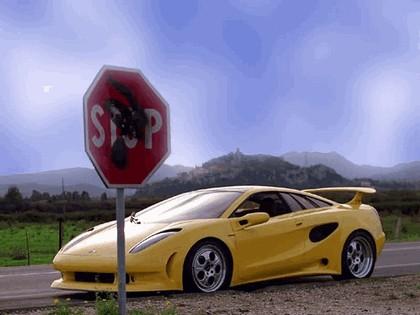 1995 Lamborghini Calà concept 8