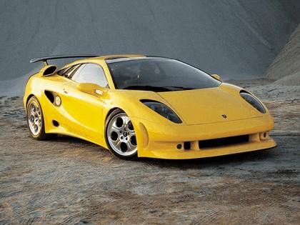 1995 Lamborghini Calà concept 11
