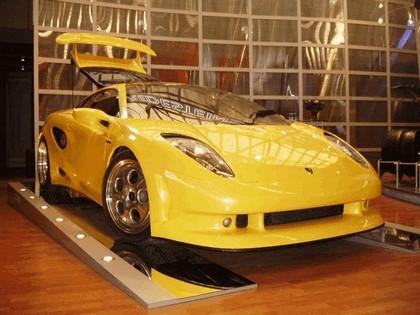 1995 Lamborghini Calà concept 12