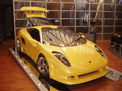 1995 Lamborghini Calà concept 13