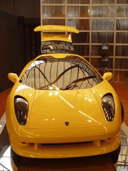 1995 Lamborghini Calà concept 15