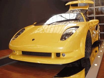 1995 Lamborghini Calà concept 17