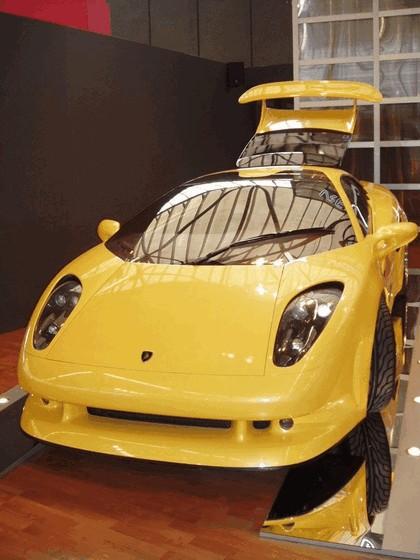 1995 Lamborghini Calà concept 18