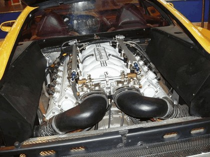 1995 Lamborghini Calà concept 25