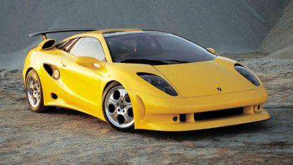 1995 Lamborghini Calà concept 7