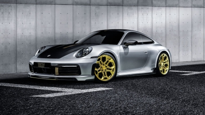2019 Porsche 911 ( 992 ) Carrera by TechArt 1