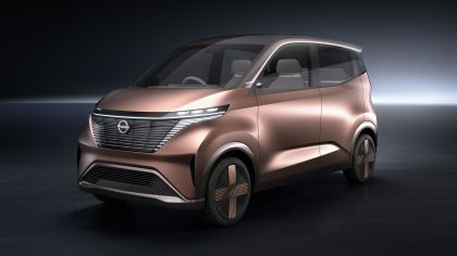 2019 Nissan IMk concept 1