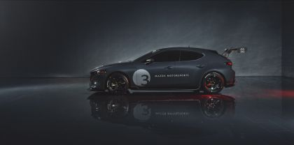 2020 Mazda 3 TCR 5