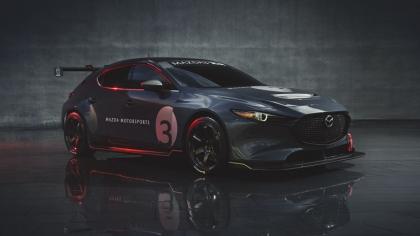 2020 Mazda 3 TCR 7