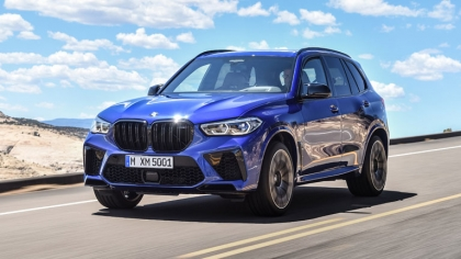 2020 BMW X5 ( F95 ) M Competition 3