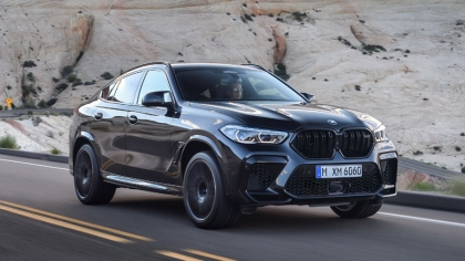 2020 BMW X6 ( F96 ) M Competition  5