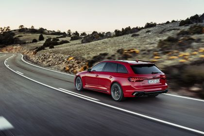 2020 Audi RS 4 Avant 19