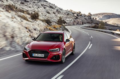 2020 Audi RS 4 Avant 23