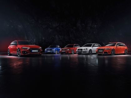 2020 Audi RS 4 Avant 41