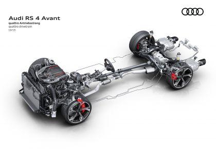 2020 Audi RS 4 Avant 49