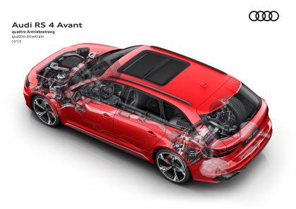 2020 Audi RS 4 Avant 50