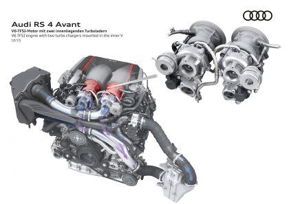 2020 Audi RS 4 Avant 55