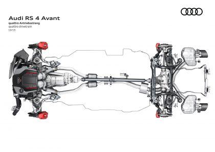 2020 Audi RS 4 Avant 56