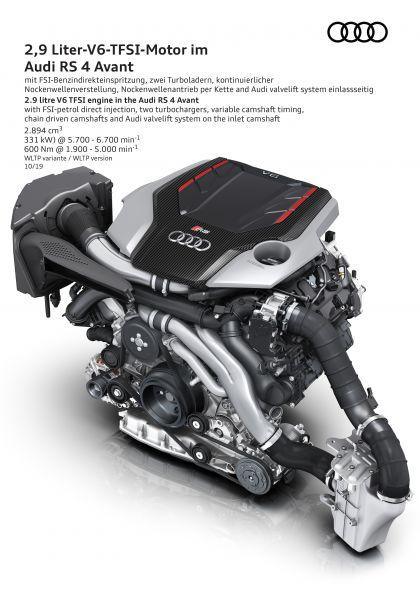 2020 Audi RS 4 Avant 59