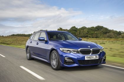 2020 BMW 320d ( G21 ) xDrive touring - UK version 3