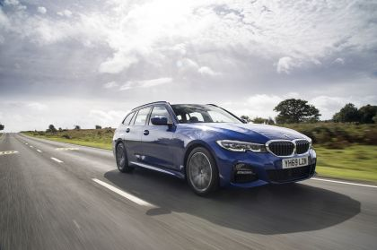 2020 BMW 320d ( G21 ) xDrive touring - UK version 6