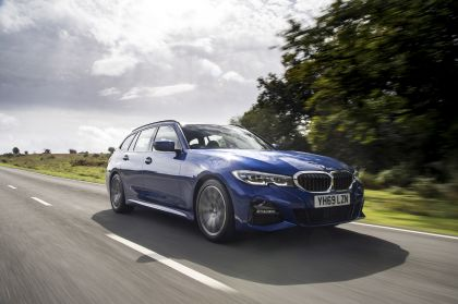 2020 BMW 320d ( G21 ) xDrive touring - UK version 7