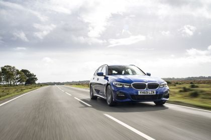 2020 BMW 320d ( G21 ) xDrive touring - UK version 11