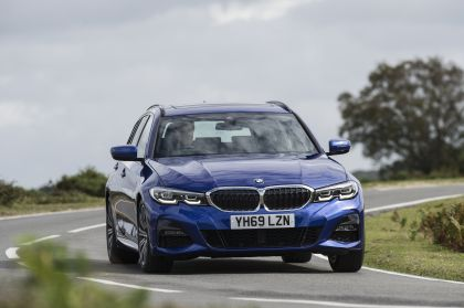 2020 BMW 320d ( G21 ) xDrive touring - UK version 18