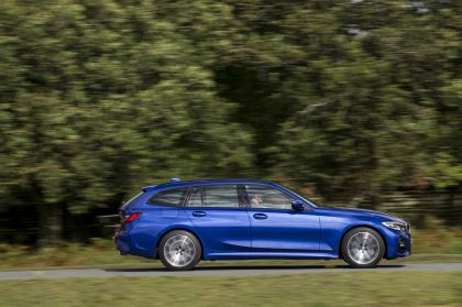 2020 BMW 320d ( G21 ) xDrive touring - UK version 21