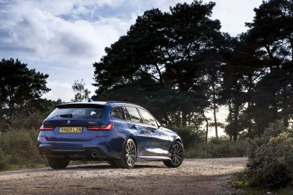 2020 BMW 320d ( G21 ) xDrive touring - UK version 25