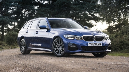 2020 BMW 320d ( G21 ) xDrive touring - UK version 9